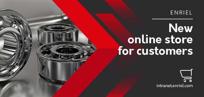 Nueva tienda online para clientes